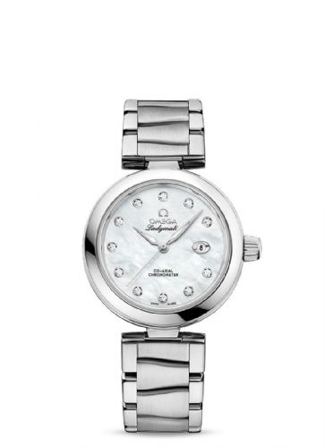OMEGA De Ville Diamond Ladies Watch 425.30.34.20.55.002